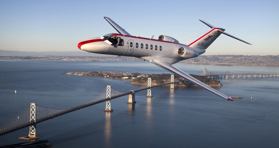 JetSuite Bay Bridge