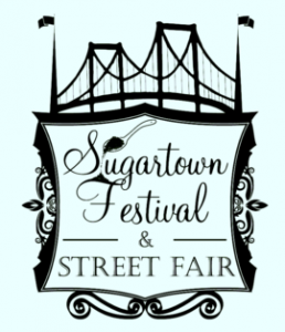 Sugartown Festival logo
