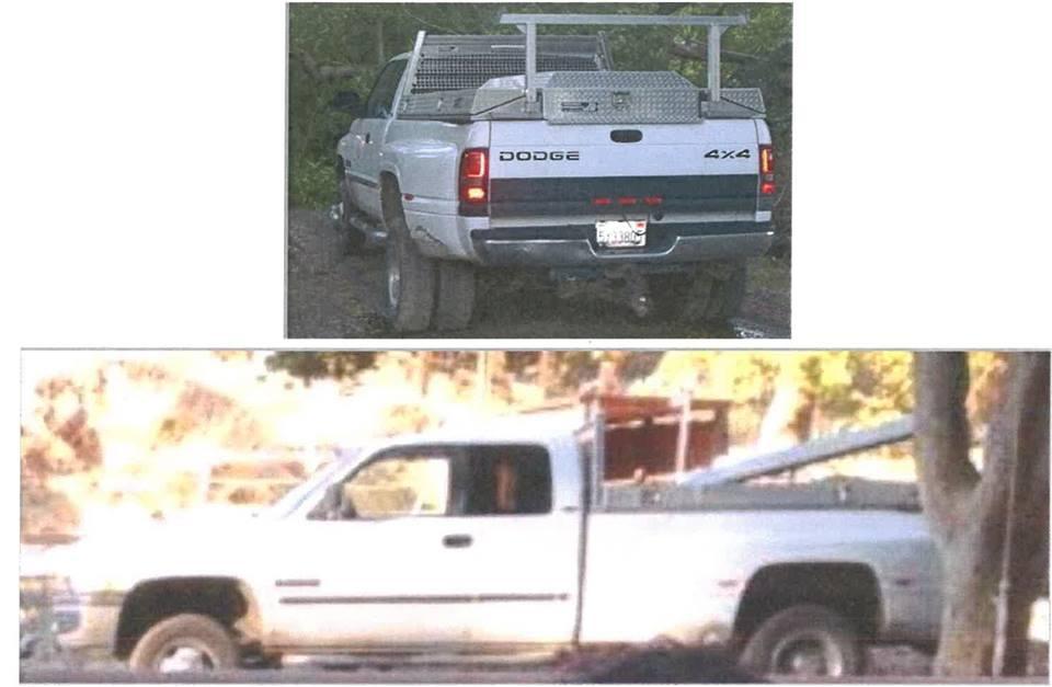 stolen art truck