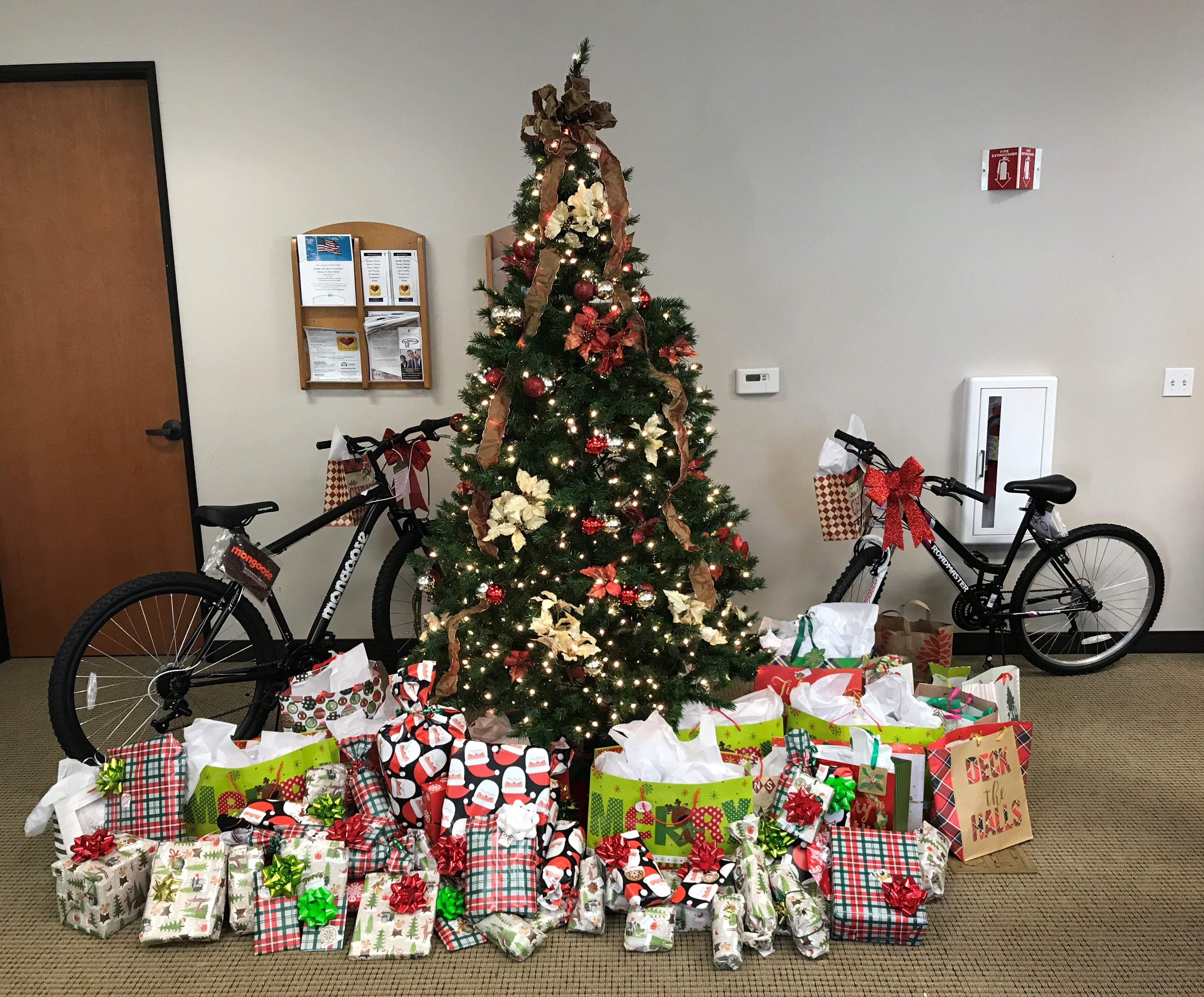 East County Realtors provide Christmas gifts for foster children ...