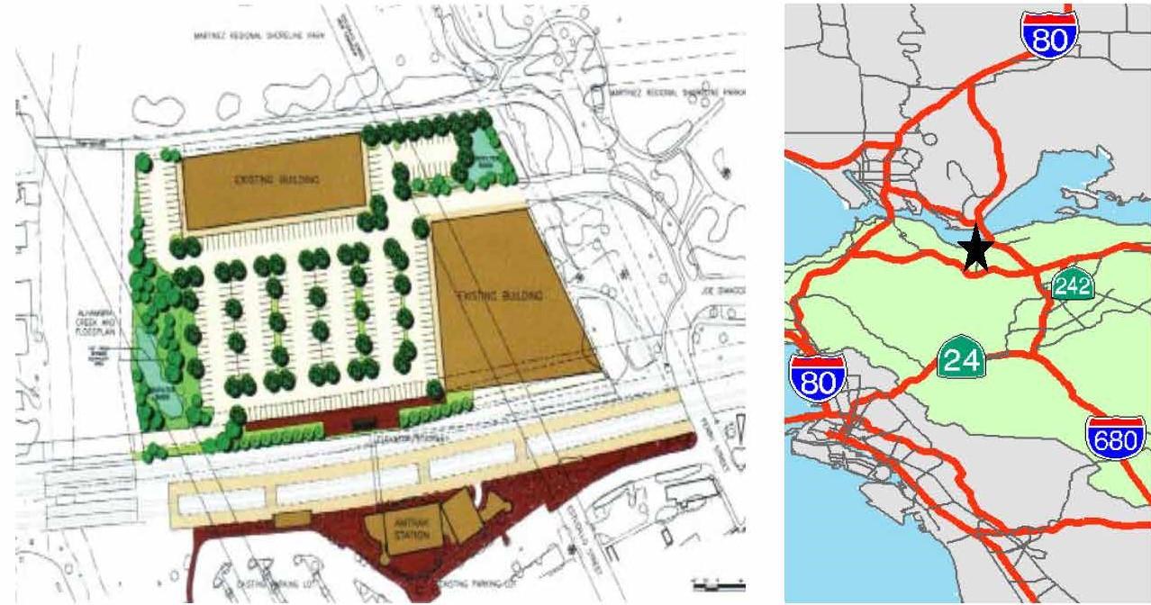 Martinez breaks ground on final phase of downtown intermodal