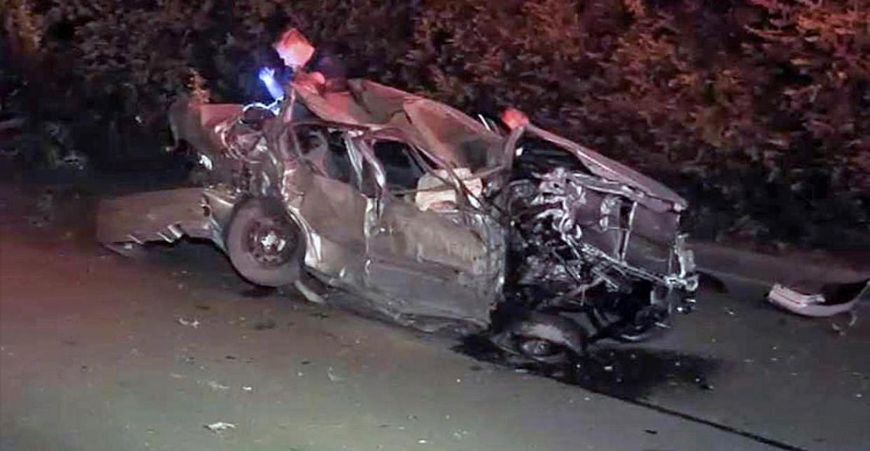 Two teens killed, three teens injured in Walnut Creek crash